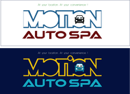 Motion AutoSpa Logo - Entry #255