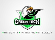 Green Tech High Charter School Logo - Entry #17