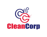 B2B Cleaning Janitorial services Logo - Entry #31