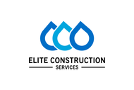 Elite Construction Services or ECS Logo - Entry #235