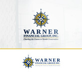 Warner Financial Group, Inc. Logo - Entry #53
