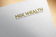 MGK Wealth Logo - Entry #437