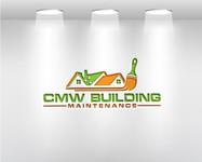 CMW Building Maintenance Logo - Entry #67