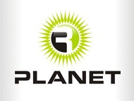 R Planet Logo design - Entry #75