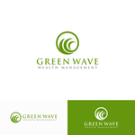 Green Wave Wealth Management Logo - Entry #186