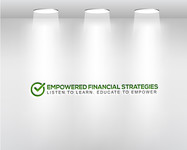 Empowered Financial Strategies Logo - Entry #277