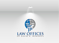 Law Offices of David R. Monarch Logo - Entry #52