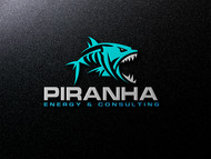Piranha Energy & Consulting Logo - Entry #35