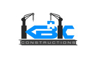 KBK constructions Logo - Entry #121