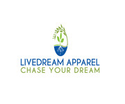 LiveDream Apparel Logo - Entry #202