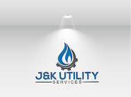 J&K Utility Services Logo - Entry #85