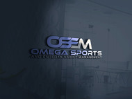 Omega Sports and Entertainment Management (OSEM) Logo - Entry #85
