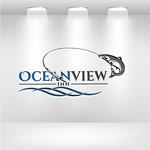 Oceanview Inn Logo - Entry #86