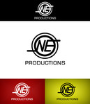 NE Productions, LLC Logo - Entry #4