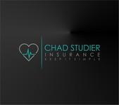Chad Studier Insurance Logo - Entry #266