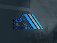 Mast Metal Roofing Logo - Entry #52