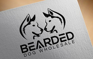 Bearded Dog Wholesale Logo - Entry #38