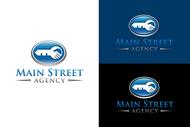 Main Street Agency Logo - Entry #22