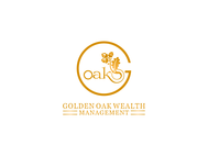 Golden Oak Wealth Management Logo - Entry #143