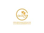 Golden Oak Wealth Management Logo - Entry #143