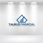 "Taurus Financial (or just ""Taurus"") Logo - Entry #317"