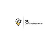 DUI Checkpoint Finder Logo - Entry #37