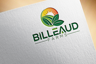 Billeaud Farms Logo - Entry #64