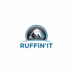 Ruffin'It Logo - Entry #58