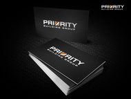 Priority Building Group Logo - Entry #114