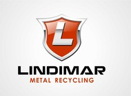 Lindimar Metal Recycling Logo - Entry #148