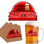 MASTERS Logo - Entry #40