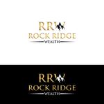 Rock Ridge Wealth Logo - Entry #248