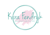 Kara Fendryk Makeup Artistry Logo - Entry #25
