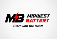 Midwest Battery Logo - Entry #31