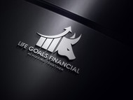 Life Goals Financial Logo - Entry #130
