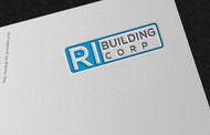 RI Building Corp Logo - Entry #186