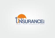 1insurance.com Logo - Entry #46