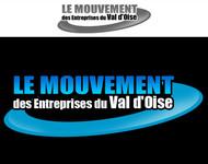 Le Mouvement des Entreprises du Val d'Oise Logo - Entry #27