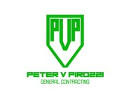 Peter V Pirozzi General Contracting Logo - Entry #134