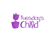 Tuesday's Child Logo - Entry #177