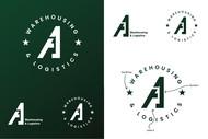 A1 Warehousing & Logistics Logo - Entry #167