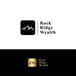 Rock Ridge Wealth Logo - Entry #139