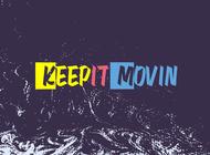 Keep It Movin Logo - Entry #386