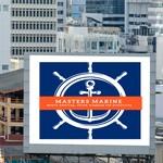 Masters Marine Logo - Entry #385