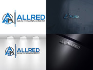 ALLRED WEALTH MANAGEMENT Logo - Entry #441