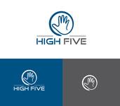 High 5! or High Five! Logo - Entry #54