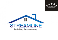STREAMLINE building & carpentry Logo - Entry #102