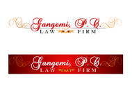 Law firm needs logo for letterhead, website, and business cards - Entry #70
