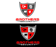 Brothers Security Logo - Entry #169