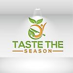 Taste The Season Logo - Entry #96